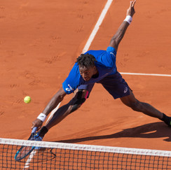 Gael Monfils from France