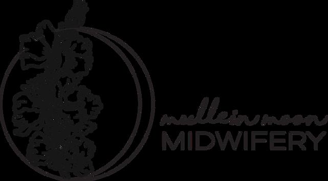 MulleinMoonMidwifery-BW-Horizontal-Print