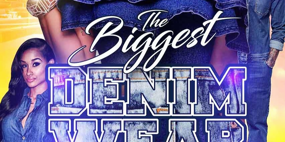 Delroy P & BCP Promotions Presents: The Biggest Denim Wear Party Is Back!!!