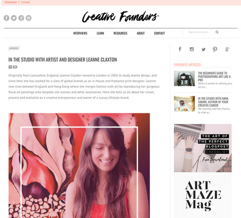 Creative Founders
