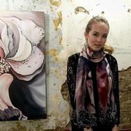 'Florence' Oversized Luxury Silk Scarf