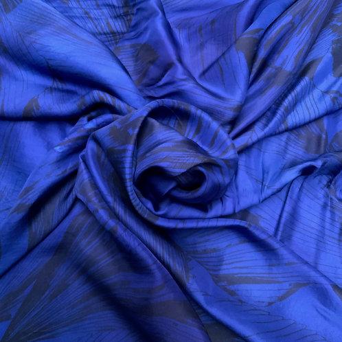 SAMPLE 22 - 100% Silk Twill Scarf - 140cm x 140cm