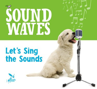 Sound Waves Let's Sing the Sounds CD