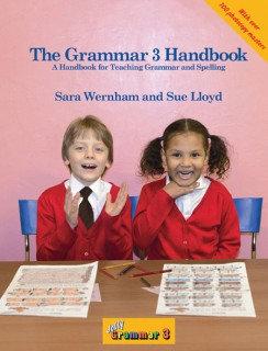 Jolly Phonics The Grammar Handbook 3