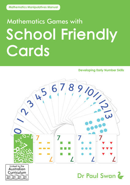 Maths Games with School Friendly Cards