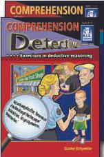 Comprehension Detective