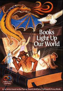 Books Light Up Our World - Book Week 2015