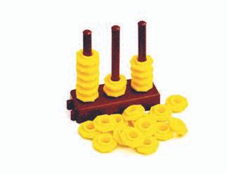 Three Prong Abacus