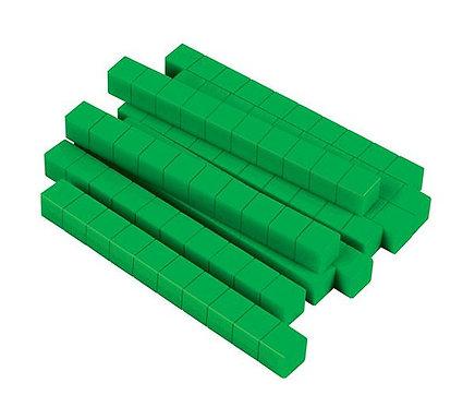MAB Base Ten Longs Plastic