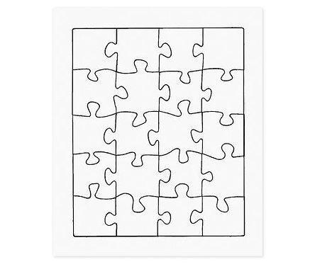 Cardboard Jigsaws