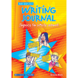 Writing Journal - Daily Dash Diary
