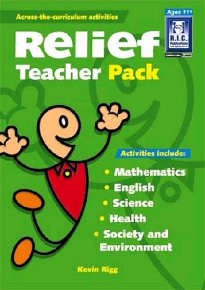 Relief Teacher Pack