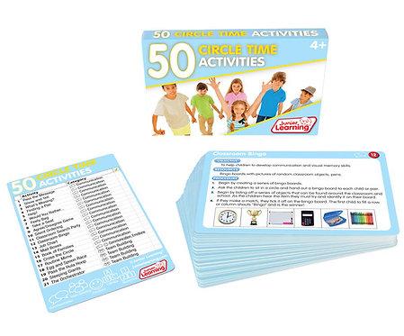 50 Circle Time Activities