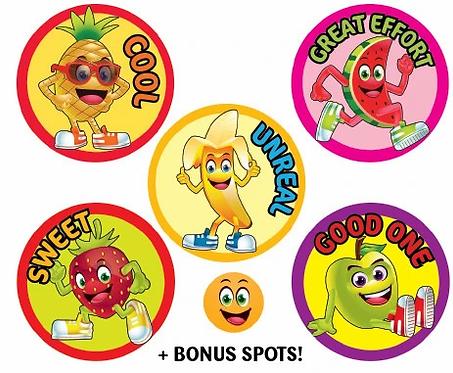 Sticky Beak Scented Stickers
