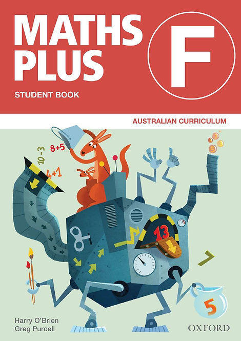 Maths Plus Student Book 2nd Edition