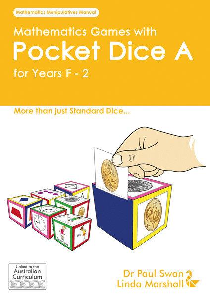 Mathematics Games with Pocket Dice