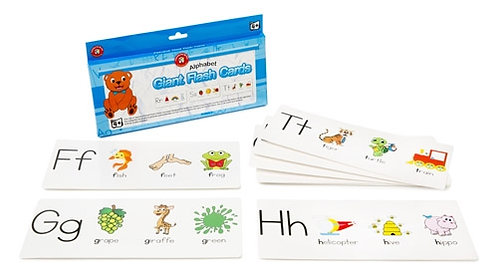 Giant Flash Cards