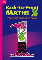 Back to Front Maths Teaching Resource