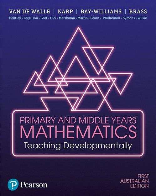 Primary & Middle Years Mathematics