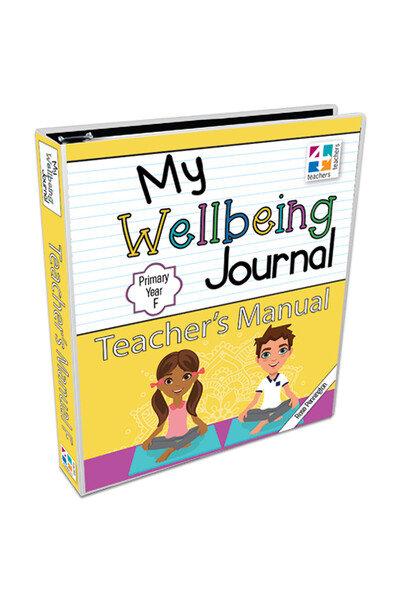 My Wellbeing Journal Teachers Manual F