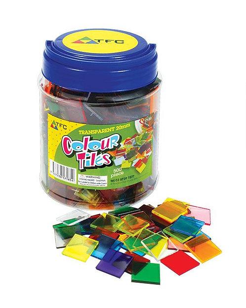 Colour Tiles Transparent