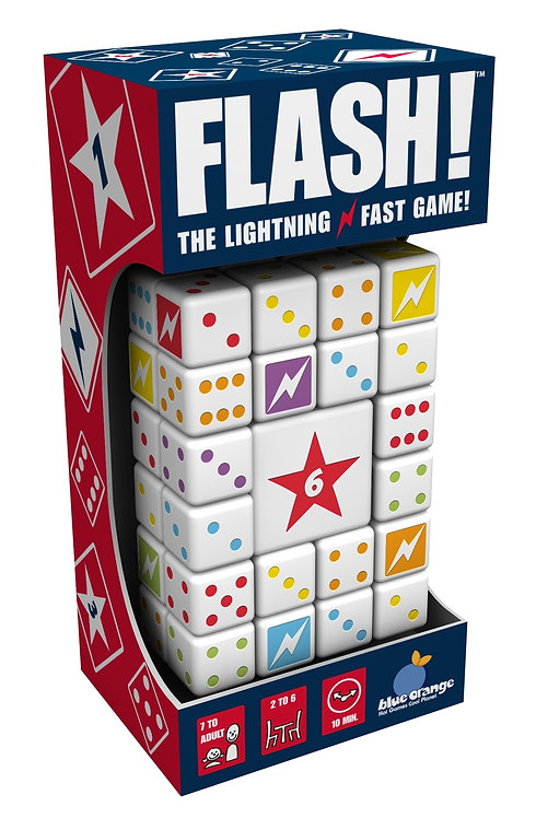 Flash Dice Game