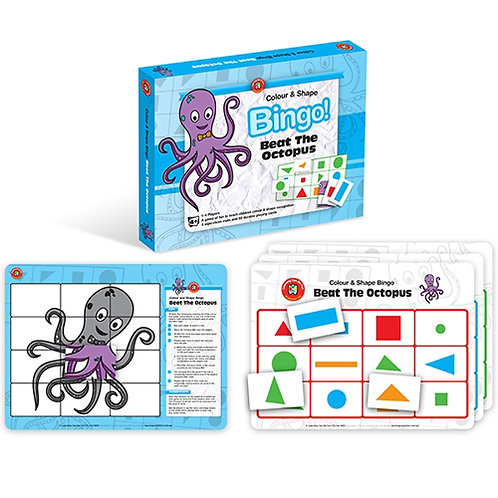 Beat the Octopus Game