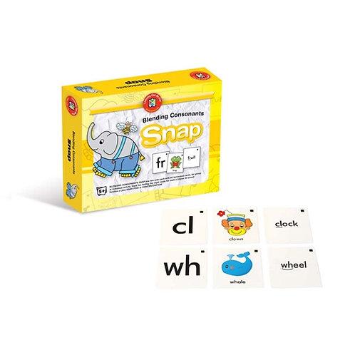 Blending Consonants Snap Game