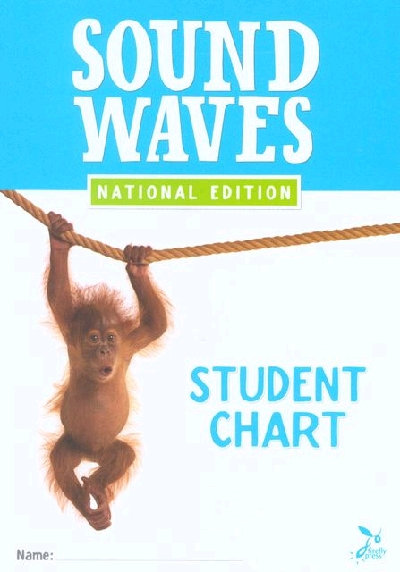 Sound Waves Student Charts