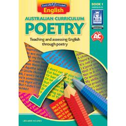 Australian Curriculum Poetry