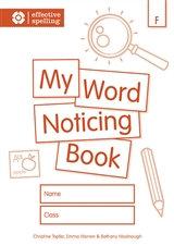 My Word Noticing Book