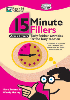 15 Minute Fillers