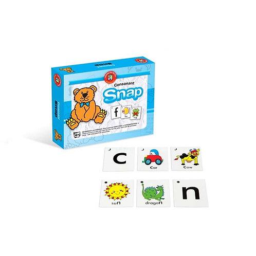 Consonant Snap Game