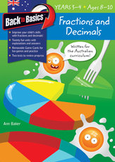 Back to Basics Fractions & Decimals