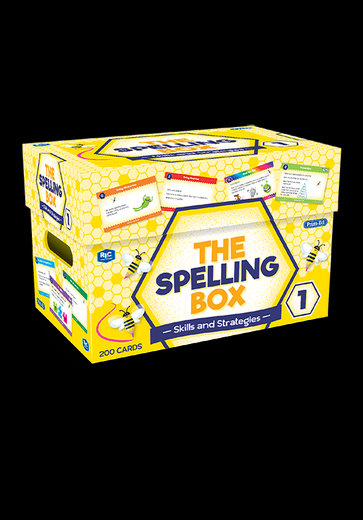 The Spelling Box - Skills & Strategies