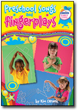 Preschool Songs and Finger Plays