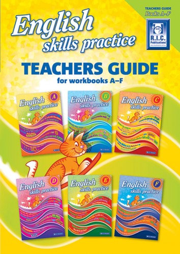 English Skills Practice Teachers Guide A-F