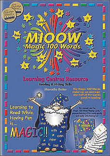 Magic 100 Words - Learning Centres Resource Manual