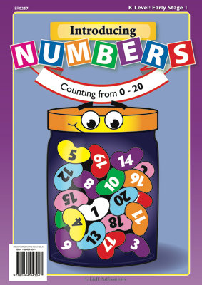 Introducing Numbers - Counting from 0-20