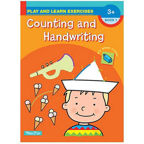 Counting & Handwriting Exercises
