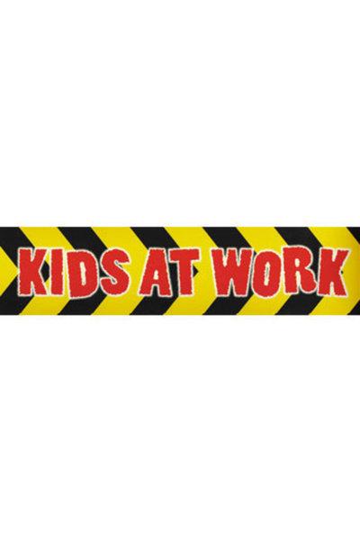 Kids At Work Large Border