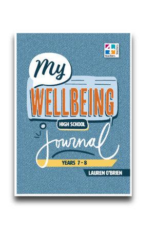 My Wellbeing Journal High School