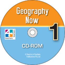 Geography Now Teacher's CD