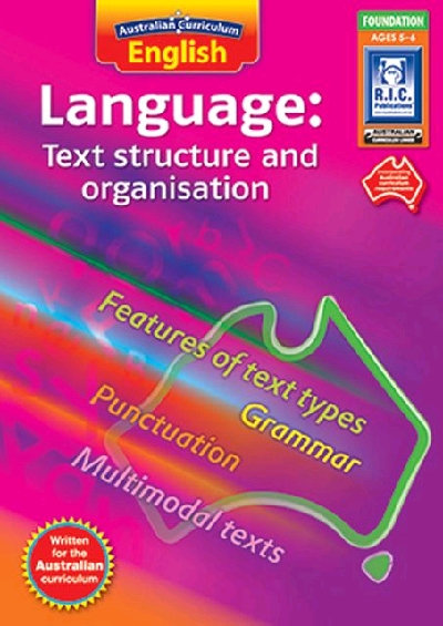 Language: Text Structure and Organisation