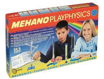 Mehano Play Physics Blue