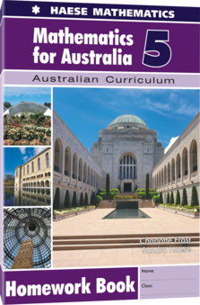 Mathematics for Australia Homework Books