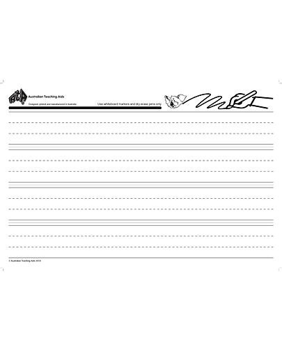 Magnetic Writing Sheets