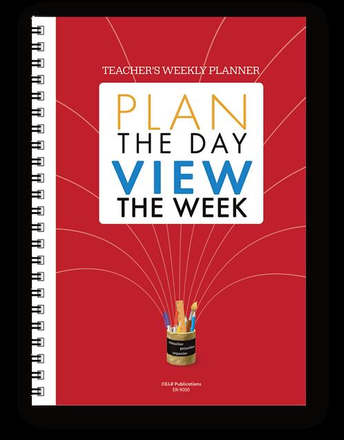 Teacher's Weekly Planning Mate