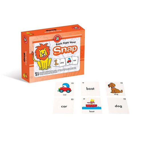 Basic Sight Word Snap Game