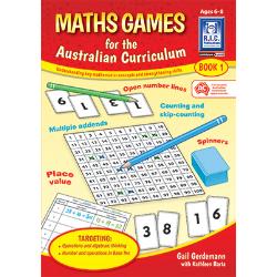 Maths Games for the Australian Curriculum